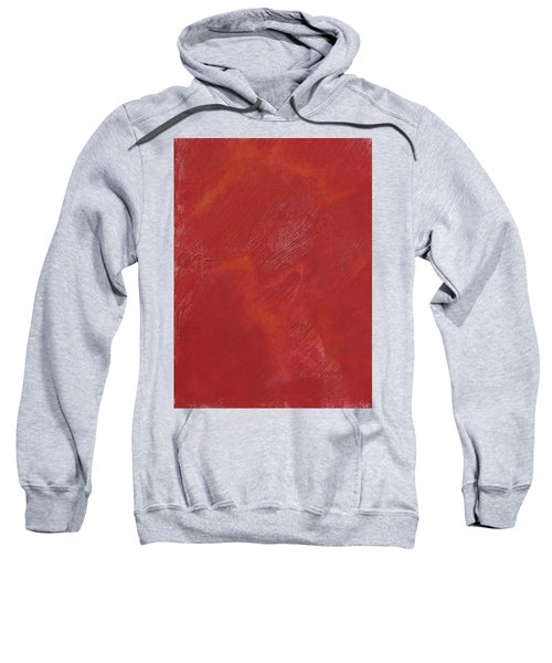 Red Field Sweatshirt