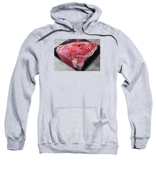 Red Snapper Sweatshirt
