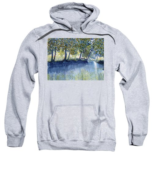 Ripples And Reflections Sweatshirt