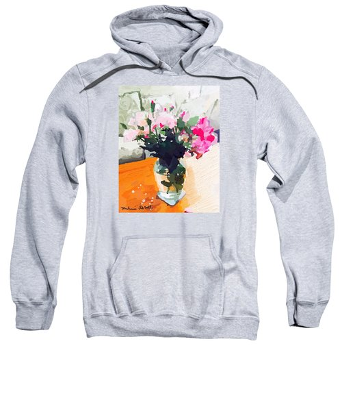 Roses In The Living Room Sweatshirt
