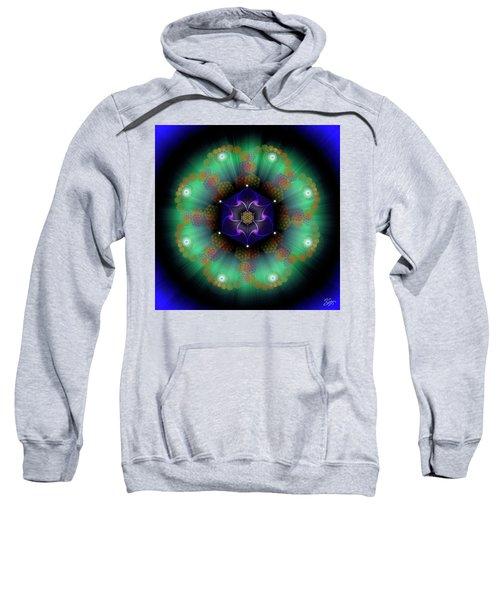 Sacred Geometry 638 Sweatshirt