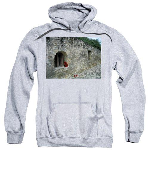 San Antonio Rose Sweatshirt