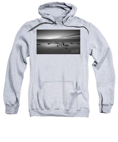 Sandy Hook Sunrise  Sweatshirt