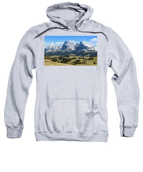 Sasso Lungo And Sasso Piatto Sweatshirt