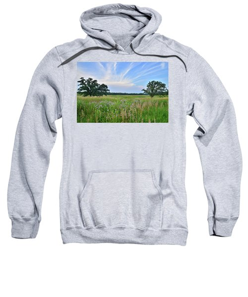 Silver Creek Conservation Area Sunset Sweatshirt