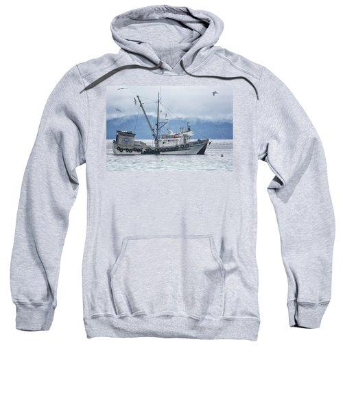 Silver Totem Sweatshirt