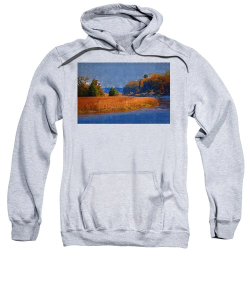Sitting On The Dock Sweatshirt