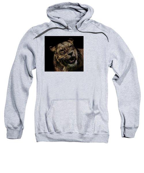 Smile Sweatshirt by Martin Newman