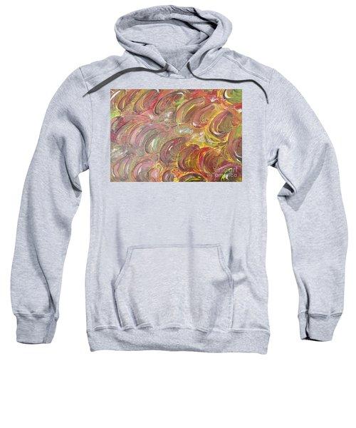 Snow In Autumn Sweatshirt