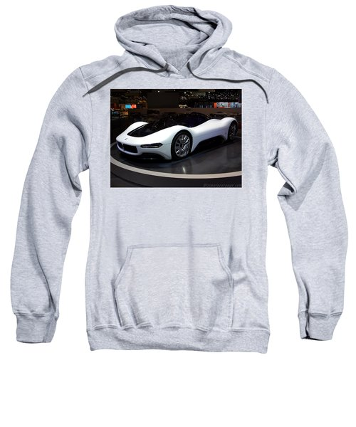 Sports Car Sweatshirt