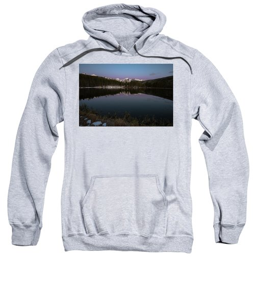 Sprague Lake Sweatshirt by Gary Lengyel