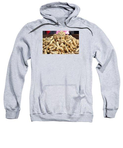Steamed Peanuts Sweatshirt