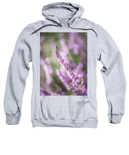 Summer Breezes Through The Heather Sweatshirt