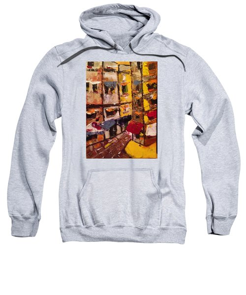 Sunny Side Of The Street Sweatshirt