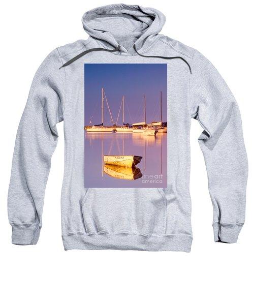 Sunrise At West Bay Osterville Cape Cod Sweatshirt