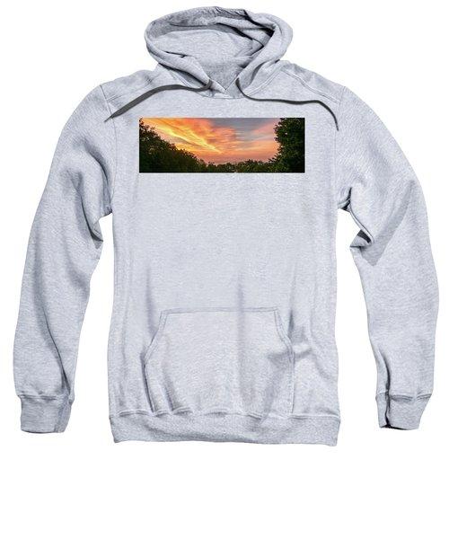 Sunrise July 22 2015 Sweatshirt