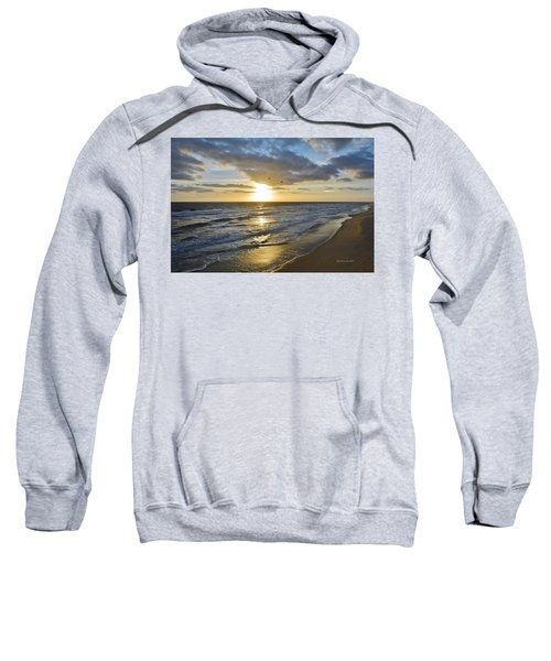 Sunrise On The Banks  Sweatshirt