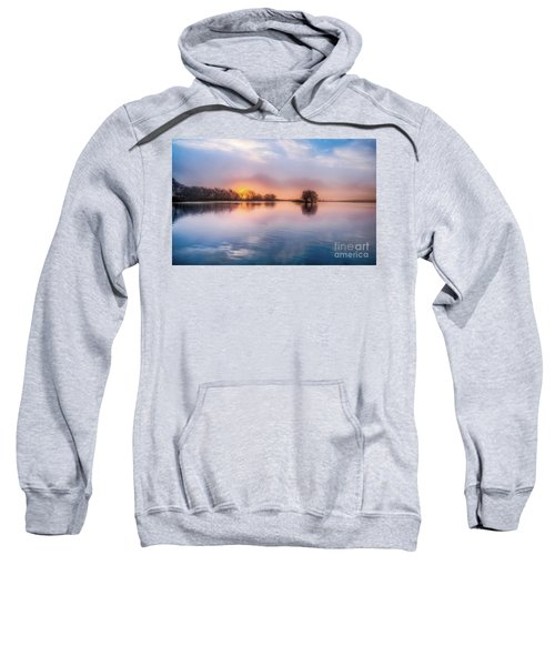 Sunrise Over The Tarn Sweatshirt