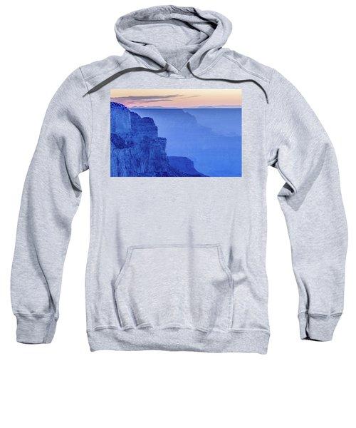 Sunset At South Rim Sweatshirt