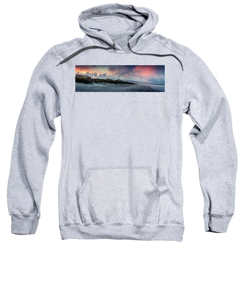 Sunset Emerald Isle Crystal Coast Sweatshirt