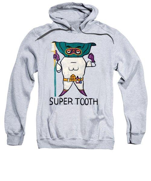 Super Tooth Sweatshirt
