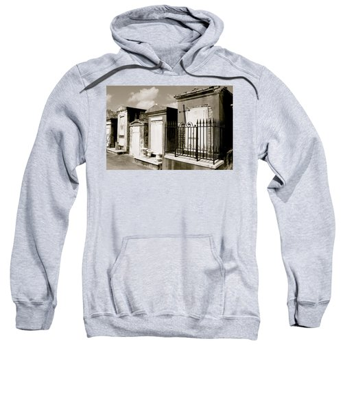 Surrounded By Loss Sweatshirt
