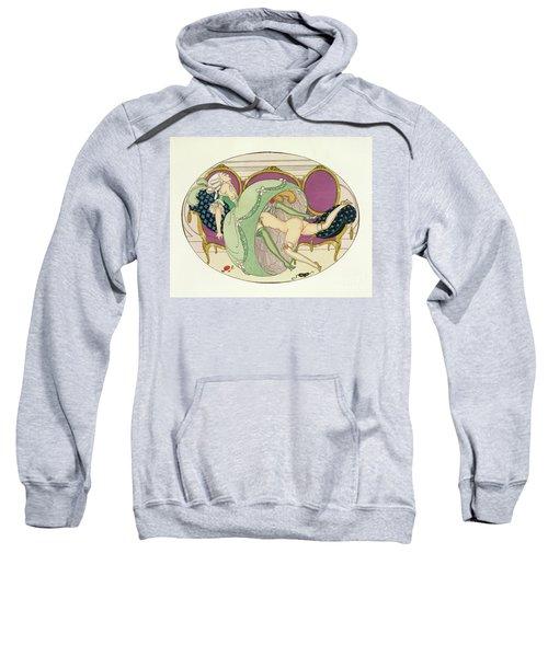 The Crinoline Sweatshirt