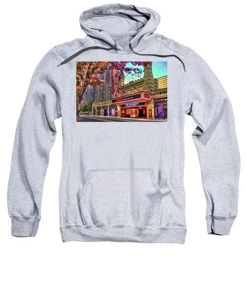 The Fabulous Fox Theatre Atlanta Georgia Art Sweatshirt
