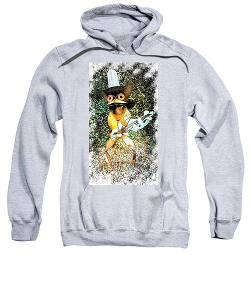 The Guitar Man Sweatshirt