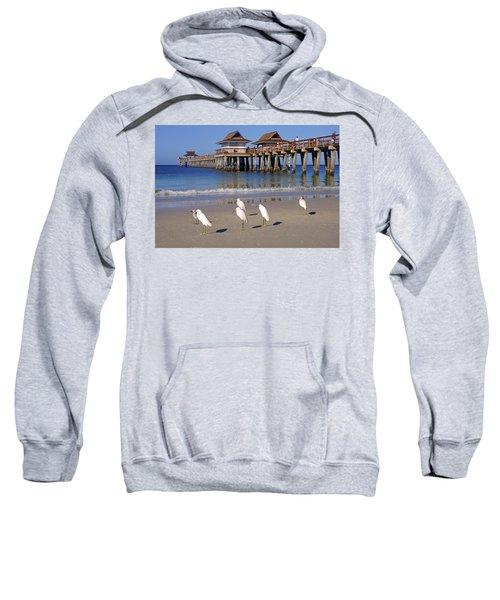 The Historic Naples Pier Sweatshirt