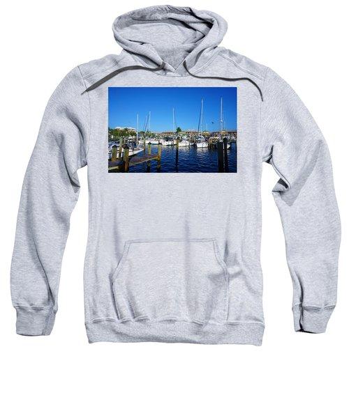 The Naples City Dock Sweatshirt