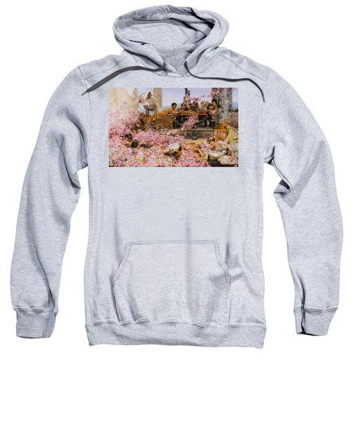 The Roses Of Heliogabalus Sweatshirt