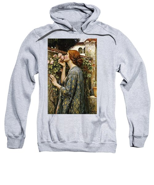 The Soul Of The Rose Sweatshirt
