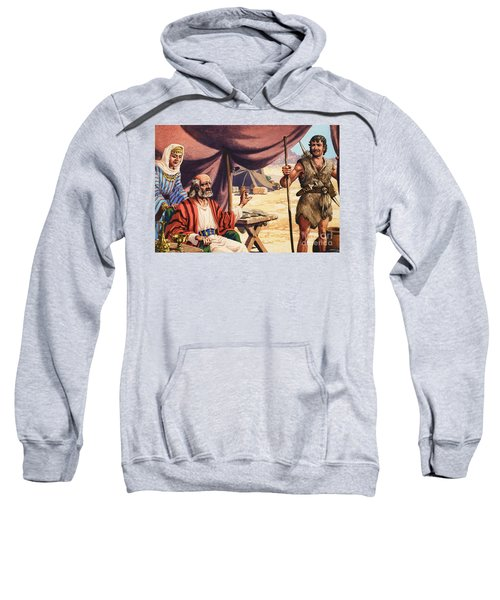 The Story Of Isaac Sweatshirt