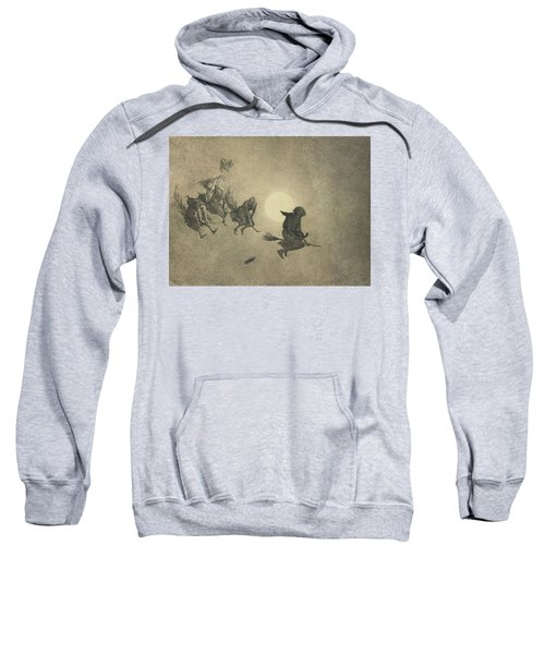 The Witches' Ride Sweatshirt