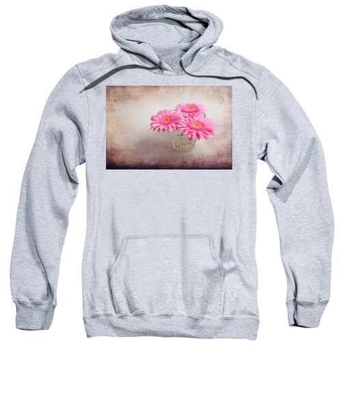 Three Of Us Sweatshirt