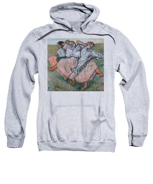 Three Russian Dancers Sweatshirt