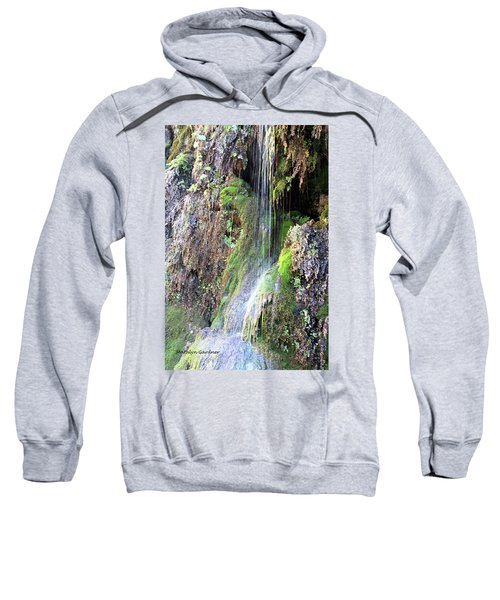 Tonto Waterfall Cave Sweatshirt
