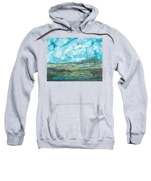 Toward Pinckney Island Sweatshirt