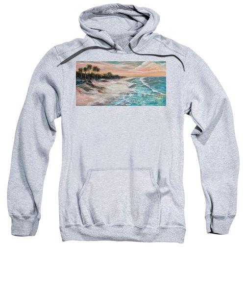 Tropical Shore Sweatshirt