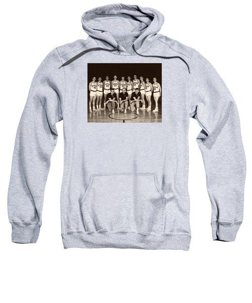 University Of Michigan Basketball Team 1960-61 Sweatshirt