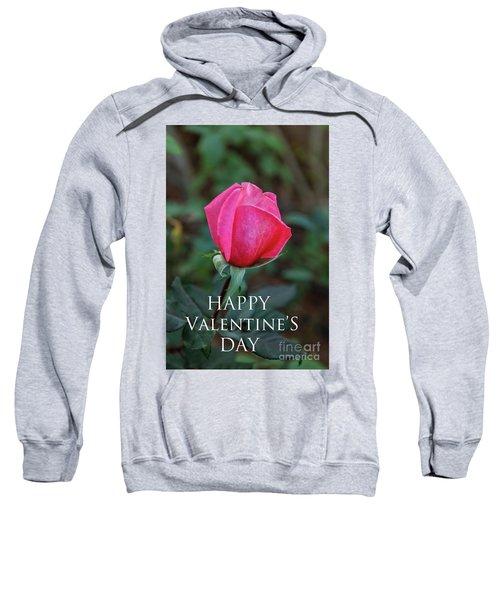 Valentine Rose Sweatshirt