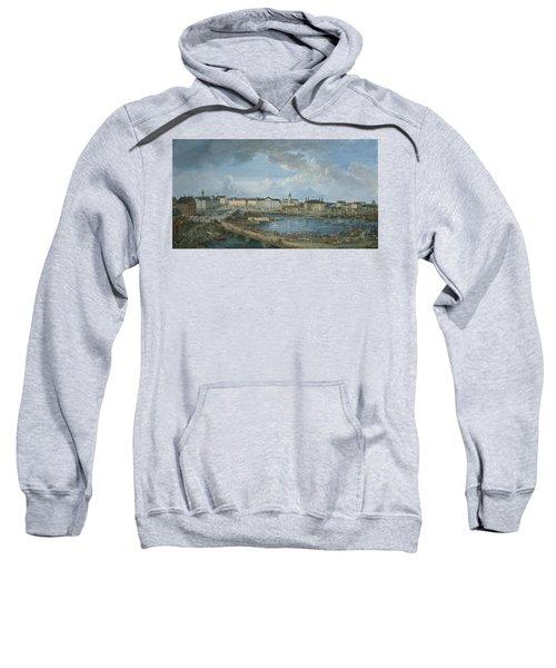 View Of Stockholm Sweatshirt
