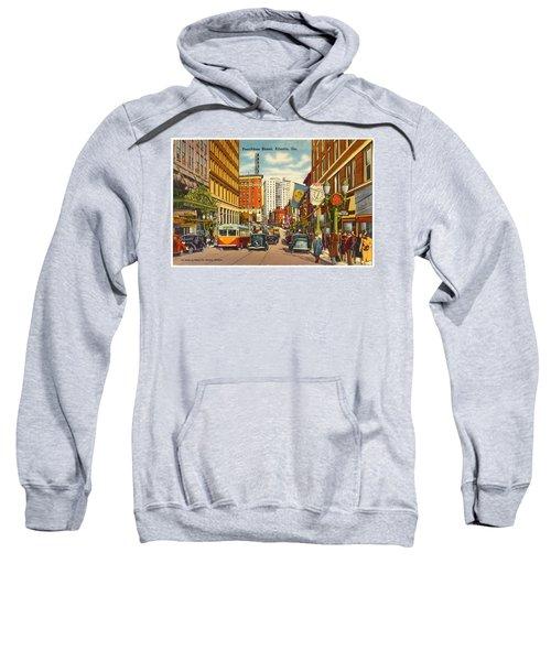 Vintage Atlanta Postcard Sweatshirt