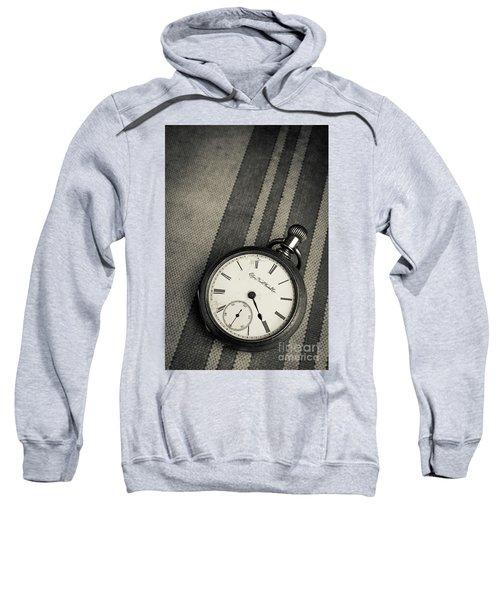 Vintage Pocket Watch Sweatshirt