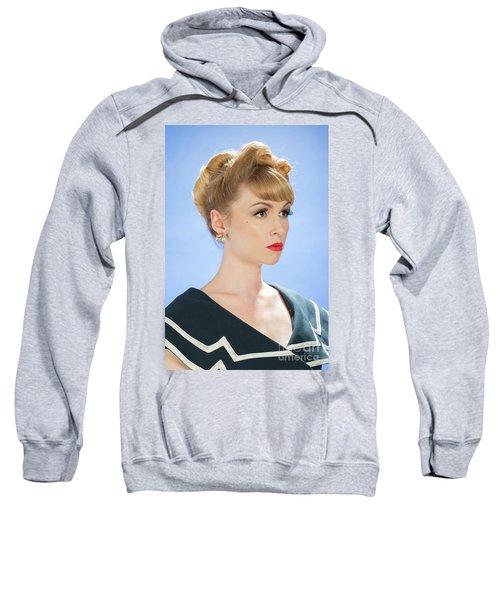 Vintage Woman Sweatshirt