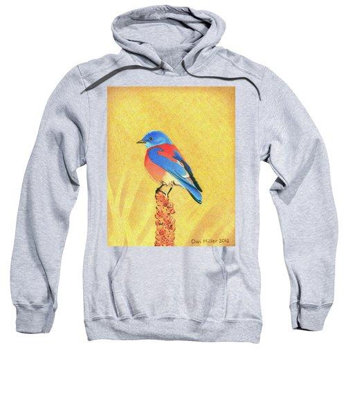 Western Bluebird Sweatshirt