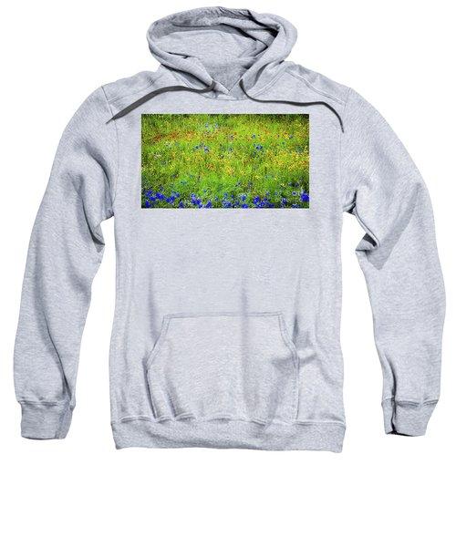 Wildflowers In Bloom Sweatshirt