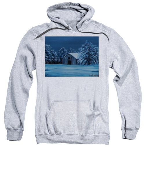 Windburg Barn 2 Sweatshirt