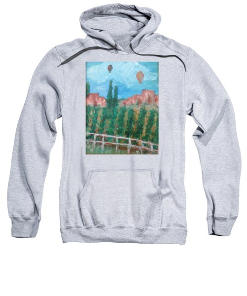 Wine Country Sweatshirt by Roxy Rich